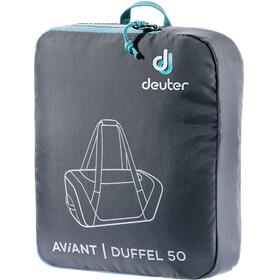 Deuter Aviant Duffel 50, black